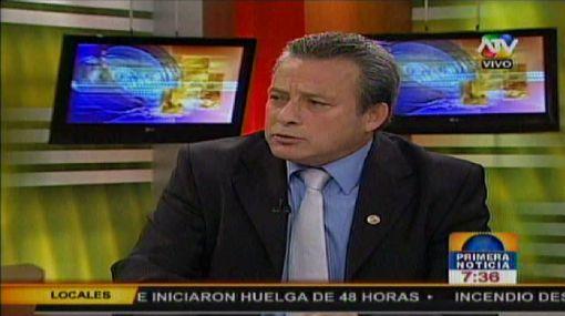 Jefe de Devida expone hoy ante el Congreso política antidrogas