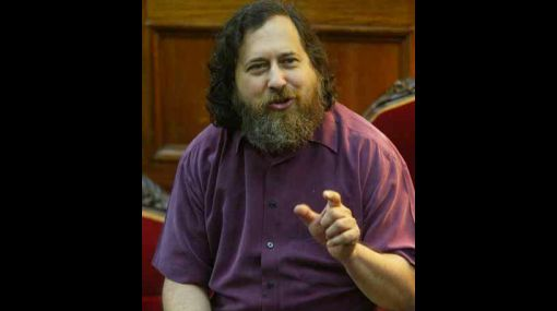 "Richard Stallman: ""Windows no debería formar parte de ningún programa educativo"""