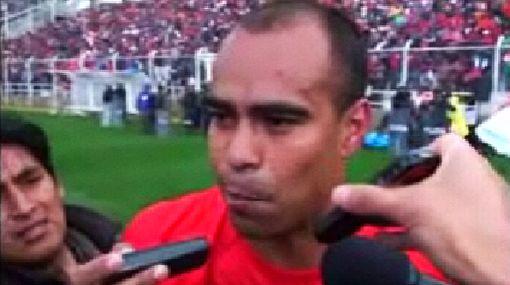 Vuelve el 'Pincel': García regresó a Cienciano y jugaría esta fecha
