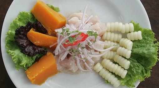 """El cebiche es el plato """"más feeling"""" para los jóvenes peruanos"""
