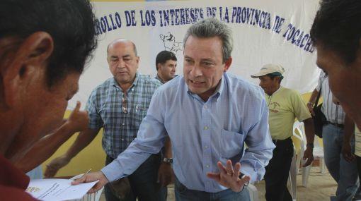 """Soberón: """"El VRAE no es un problema, es una oportunidad"""""""
