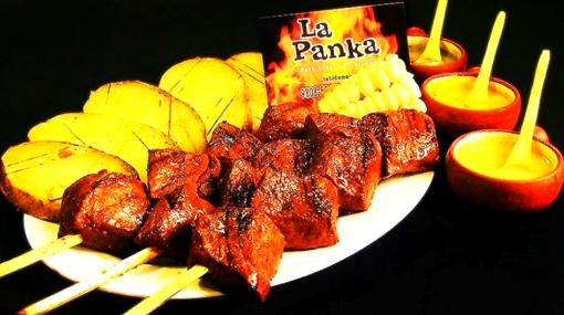 Restaurante La Panka fue el ganador del mejor anticucho de Mistura