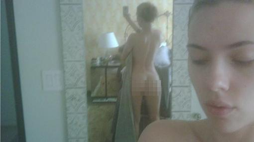 FOTOS: Scarlett Johansson revelada en la intimidad por ataque de hacker