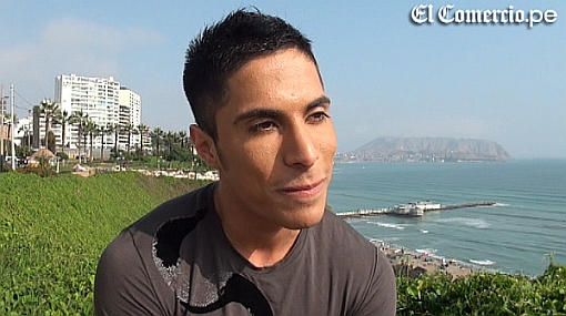 """Ariel Bracamonte: """"El dinero es como un arma que usas para defenderte o matar"""""""