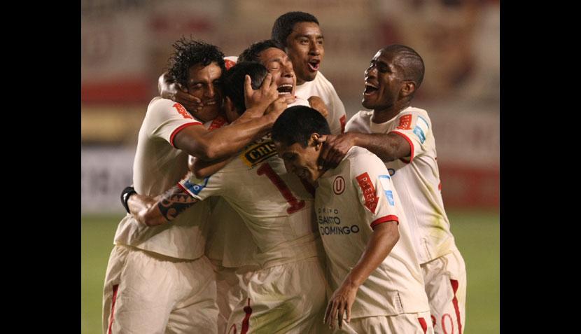 La 'U' es el mejor equipo peruano según la Conmebol