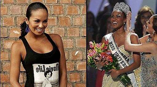 Adriana Zubiate defendió a Miss Universo de ataques racistas