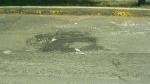 Lince: agua servida se filtra en los baches de la Av. Canevaro - Noticias de milena z��rate