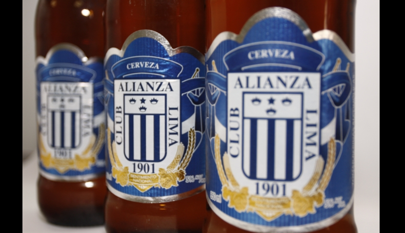 FOTOS: Alianza Lima presentó su nueva cerveza