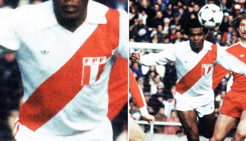 FOTOS: galería histórica de las camisetas de la selección peruana de fútbol