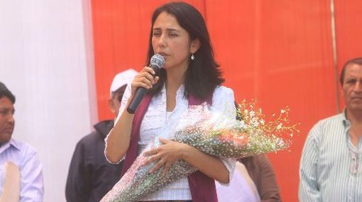 Nadine Heredia alcanza casi 60% de aprobación