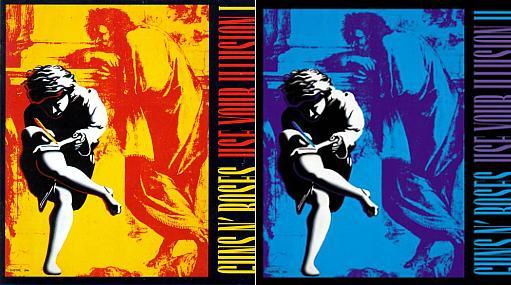 """Los """"Use Your Illusion"""" de Guns N' Roses cumplen 20 años"""