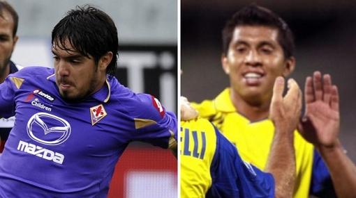 Equipos de Juan Vargas y Rinaldo Cruzado no la vieron en la Serie A
