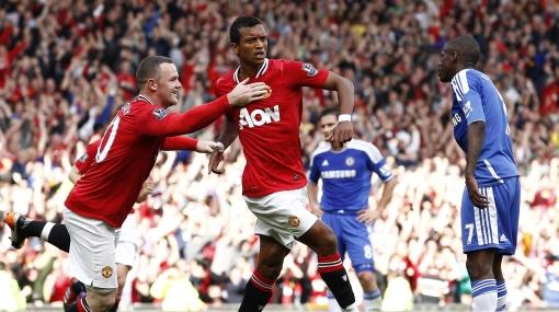 Manchester Utd. ganó 3-1 al Chelsea y es único líder de la Premier