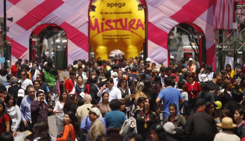 Lo que ganó la gastronomía peruana con Mistura 2011