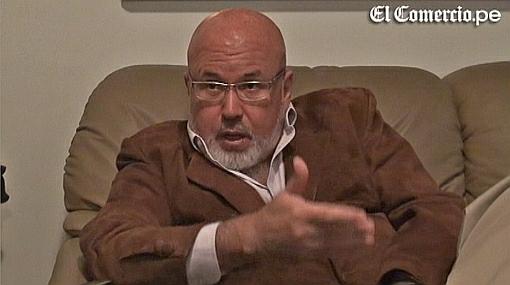 """Carlos Bruce: """"Ricardo Soberón no es ideal para el cargo"""""""