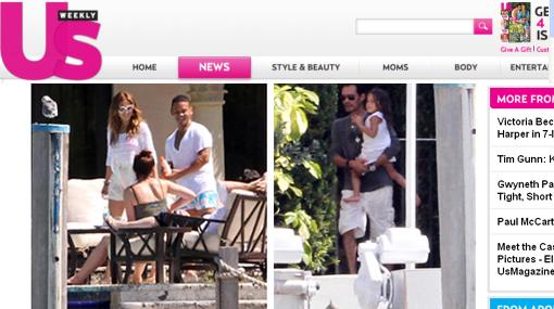 Marc Anthony celebró su cumpleaños junto a Jennifer Lopez
