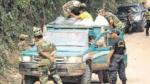 Junín: capturan a 8 presuntos terroristas en Satipo - Noticias de jose santos cordova palacios