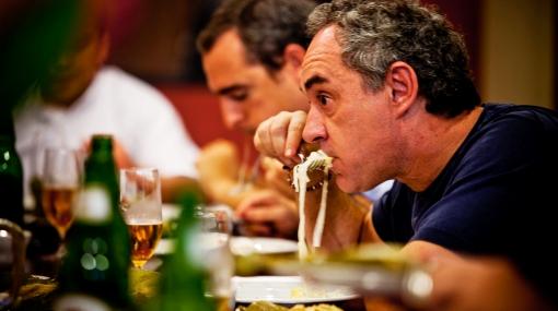 Ferrán Adrià quedó encantado con la comida selvática