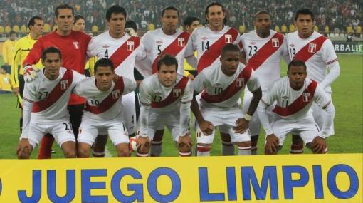 Arriba Perú: El 54% de los hinchas confía en clasificar a Brasil 2014