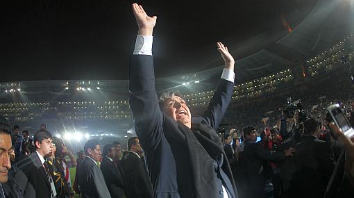 Alan García sería citado al Congreso por obras en el Estadio Nacional