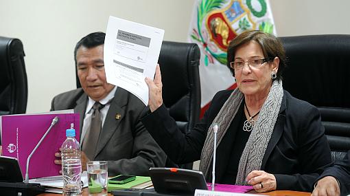 Villarán propuso una reingeniería para que Lima tenga recursos propios