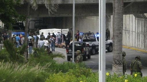México: arrojan 35 cuerpos torturados en una calle de Veracruz