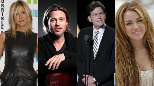Los verdaderos nombres de las estrellas latinas y de Hollywood