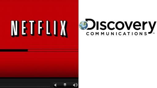 Netflix se refuerza con más contenidos de Discovery