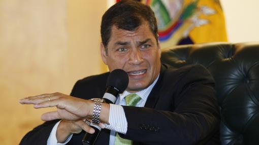 """""""El Universo"""" propone a Correa someterse a arbitraje internacional"""