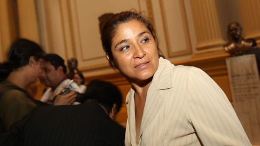 Alcaldesa de Tocache reitera que Obregón sabía de 'Artemio' en la zona