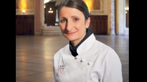 En un mundo dominado por los cocineros, conoce a la mejor chef del planeta