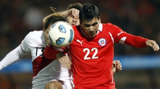 Los convocados de Chile para el partido contra Perú y Argentina