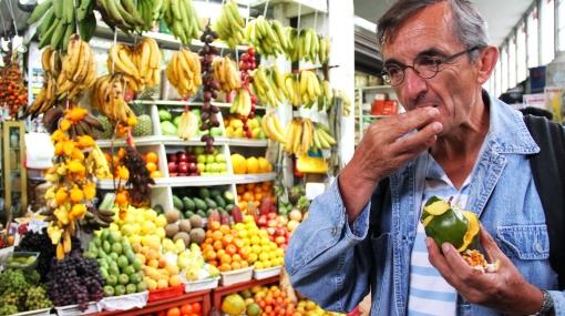 Michel Bras, un maestro de la cocina con alma de mochilero