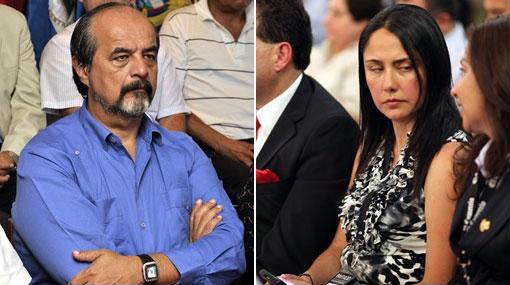 "Apra: ""Nadine Heredia no puede postular a la presidencia"""