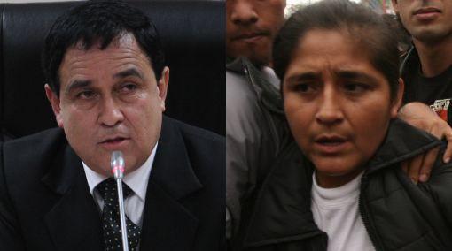 """Otárola defendió contratación de Nancy Obregón en el Congreso: """"Es una lideresa"""""""