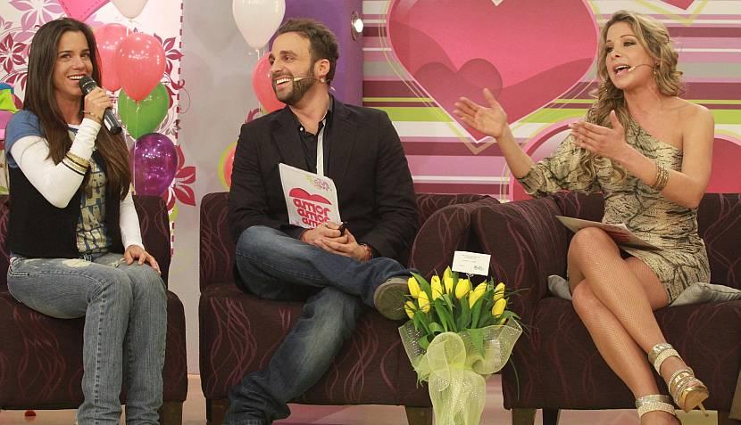 """FOTOS: Sofía Franco fue sorprendida por su cumpleaños en """"Amor, amor, amor"""""""