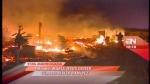Incendio arrasó con 15 viviendas en asentamiento humano del Callao - Noticias de patos