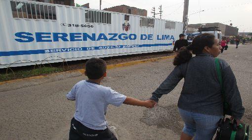 Villarán instalará 198 puestos de auxilio rápido en su gestión en Lima