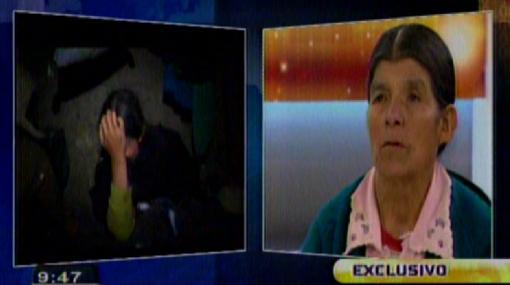 Madre que preparó alimentos del Pronaa en Cajamarca detalló como ocurrió el incidente