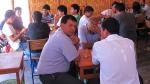 Piura: sorprenden a funcionarios de gobierno regional libando cerveza - Noticias de santos valdiviezo rodriguez