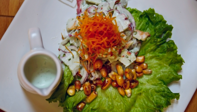 El sabor peruano-oriental se luce en Hollywood