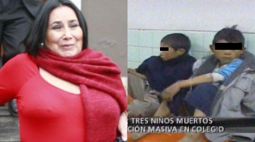 """Cajamarca: madres de niños muertos """"no han recibido gastos de sepelio"""" de García Naranjo"""