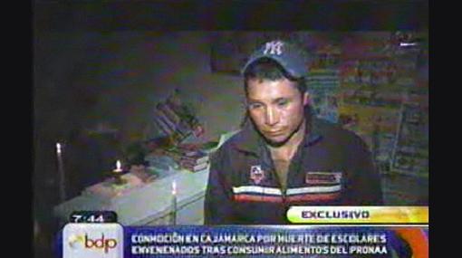 Cajamarca: población de Redondo desconfía de autoridades