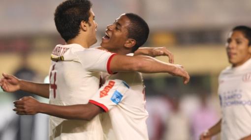 Andy Polo cumple hoy 17 años y prometió un gol ante Godoy Cruz