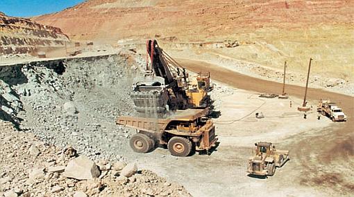 Recaudación minera bajó 15% con nuevo marco tributario en 2013
