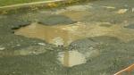 Pistas rotas y desmonte de obras interrumpen tránsito en Lince - Noticias de milena z��rate
