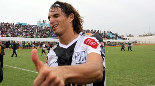 'Zlatan' Fernández será el '9' en Alianza Lima para el 2012