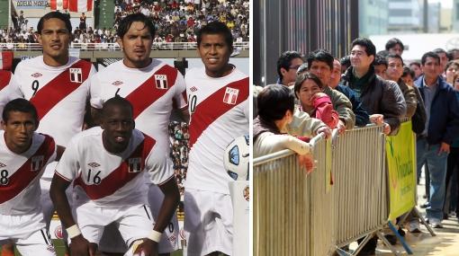 ¿Entradas del Perú vs Paraguay son las más caras de Sudamérica?