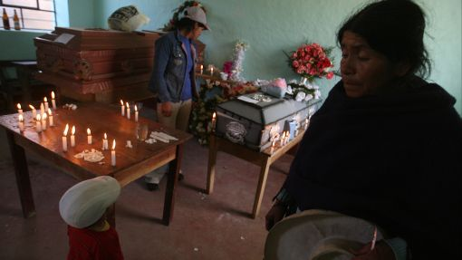 Alimentos se habrían contaminado en almacén del Pronaa-Cajamarca