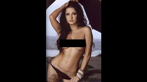 Hija de rockero Álex Lora se desnuda para Playboy México